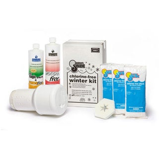 In The Swim Ultimate Pool Winterizing and Closing Chemical Kit for Pools up to 35,000 Gallons