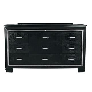 LYKE Home Lucas Wooden Dresser