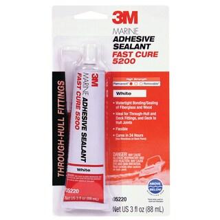 3M 05220 Marine Adhesive/Sealant Fast Cure 5200