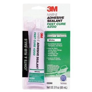3M 05260 Marine Adhesive/Sealant Fast Cure 4200