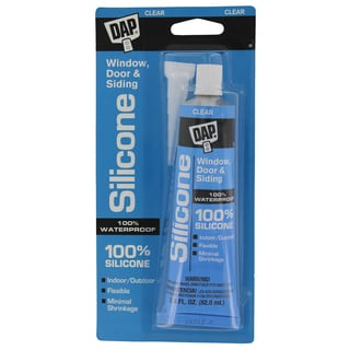 Dap 00684 Dow Corning Clear Silicone Rubber Sealant