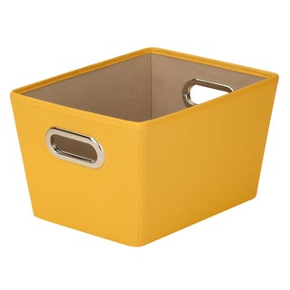 Honey Can Do SFT-03068 Small Yellow Nesting Tote