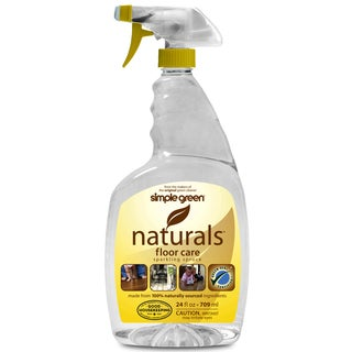 Simple Green 3110000612305 24 Oz Sparkling Spruce Naturals Floor Care