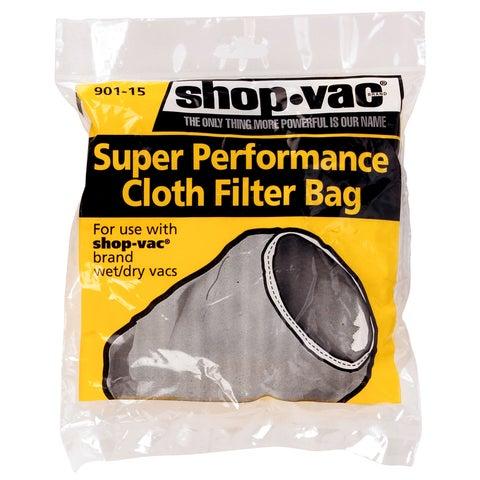 Shop Vac 901-15-33 Super Performance Dacron Cloth Filter