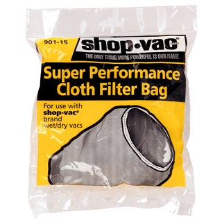 Shop Vac 901-15-33 Super Performance Dacron Cloth Filter