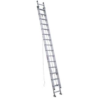 Werner D1532-2 32' 300 Lb Load Bearing Aluminum Extension Ladder