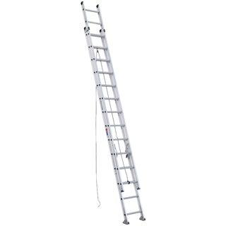 Werner D1528-2 28' 300 Lb Load Bearing Aluminum Extension Ladder