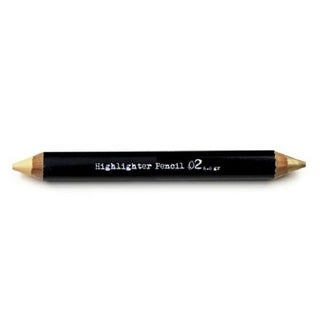 The BrowGal Highlighter Nude/Gold Pencil