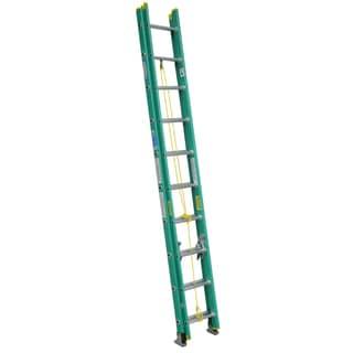 Werner D5920-2 20' Fiberglass Extension Ladder