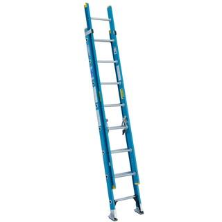 Werner D6016-2 16' Fiberglass Extension Ladder