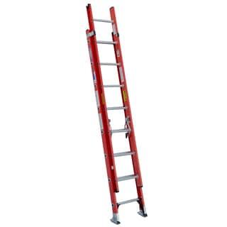 Werner D6216-2 16' Fiberglass Extension Ladder