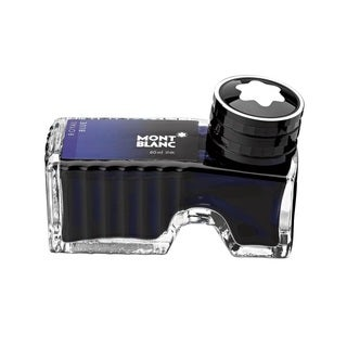 Mont Blanc Ink Bottle 60 ml Royal Blue 105192
