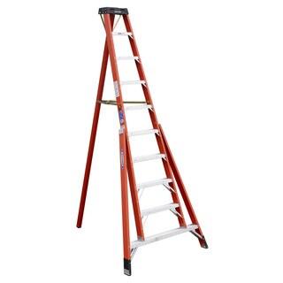 Werner FTP6210 10' Fiberglass Tripod Ladder