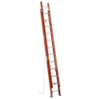 Werner D6224-2 24' Fiberglass Extension Ladder
