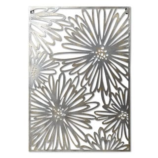 Zinnia Burst Wall Art