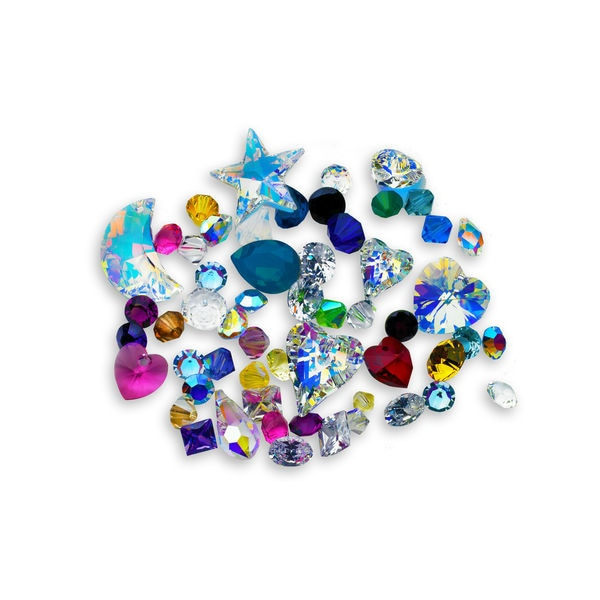 3f0b3af57 Shop 50.00 CTTW Loose Swarovski Crystal Elements - Free Shipping On ...