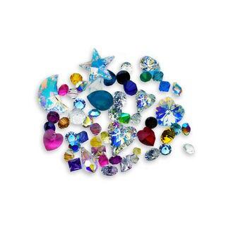 50.00 CTTW Loose Swarovski Crystals