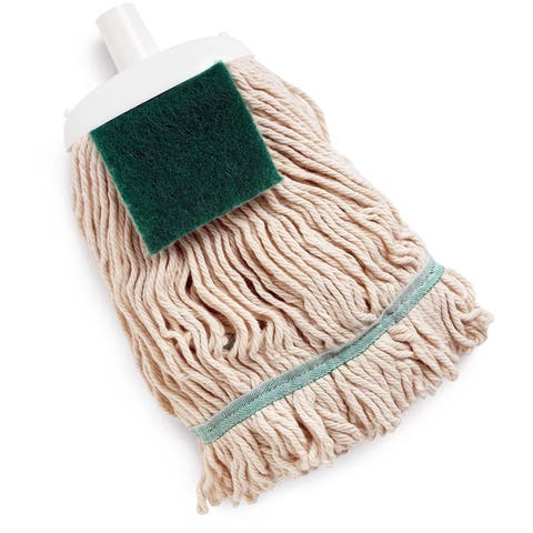 Libman 00130 Jumbo Cotton Wet Mop Refill