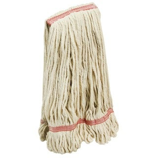 Libman 00972 Large Looped End Cotton Wet Mop Head