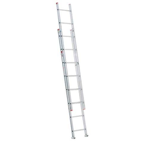 Werner D716-2 16' Aluminum Extension Ladder