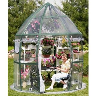 Flowerhouse FHCV900 8.6-feet X 12-feet Conservatory Portable Greenhouse
