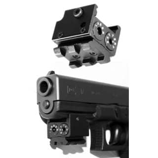 Trinity Red Laser for 9-millimeter Glock Model 17