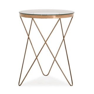 Marquee Accent Table