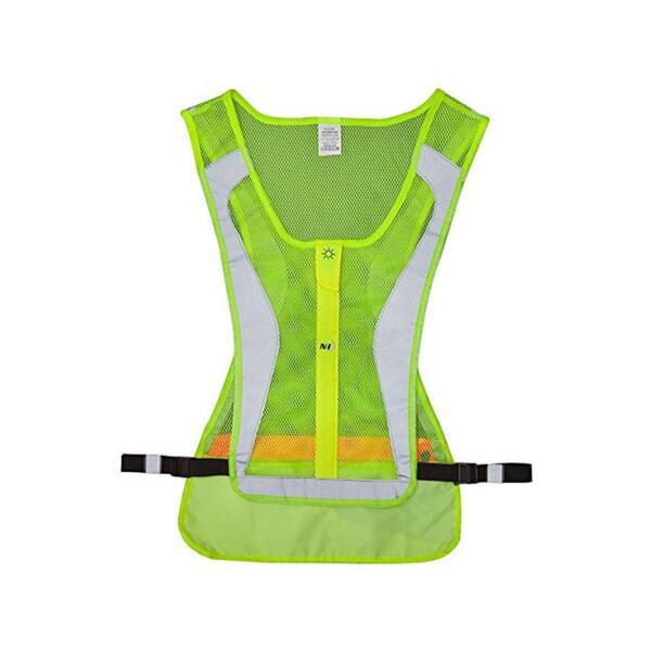 Nite Ize Water-resistant Mesh LED Running Vest