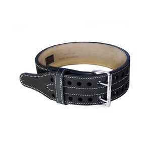 'The Grizzly' Double Prong 4-inch Powerlifting Belt