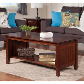 Nantucket Hardwood Coffee Table