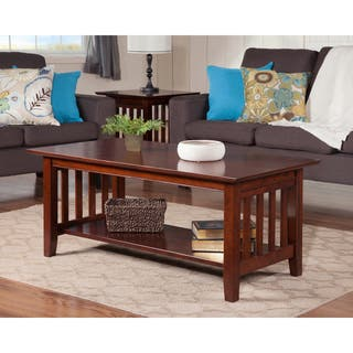 Mission Coffee, Console, Sofa & End Tables For Less | Overstock.com