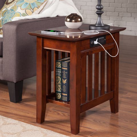 Buy Atlantic Furniture Coffee Console Sofa End Tables Online At