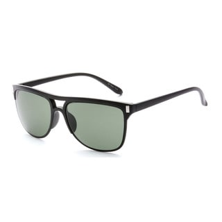 Epic Eyewear Women's UV400 Trendy Double Bridge Full-frame Sunglasses
