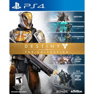 Destiny: The Collection - For PS4