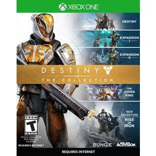 Destiny: The Collection -For Xbox One