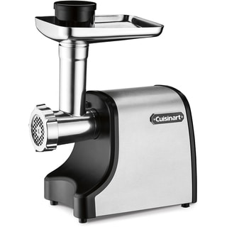 Cuisinart Electric Meat Grinder, Black/Stainless