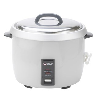 Winco 30-cup Electric Rice Cooker