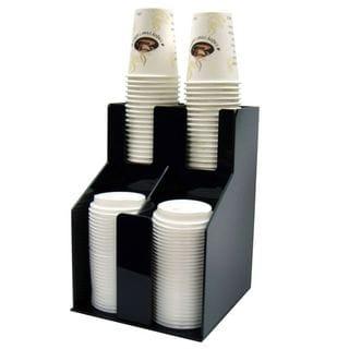 Winco 2-tier 2-stack Cup/Lid Organizer