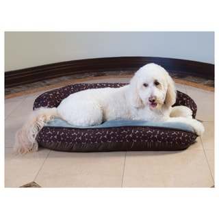Stone Sofa Comfy Heated Pet Bed