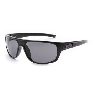 Epic Eyewear Women's UV400 Sporty Square-framed Sunglasses
