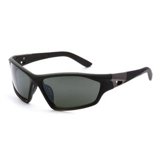 Epic Eyewear Women's Outdoors Sports Black Plastic Full-frame UV400 Sunglasses
