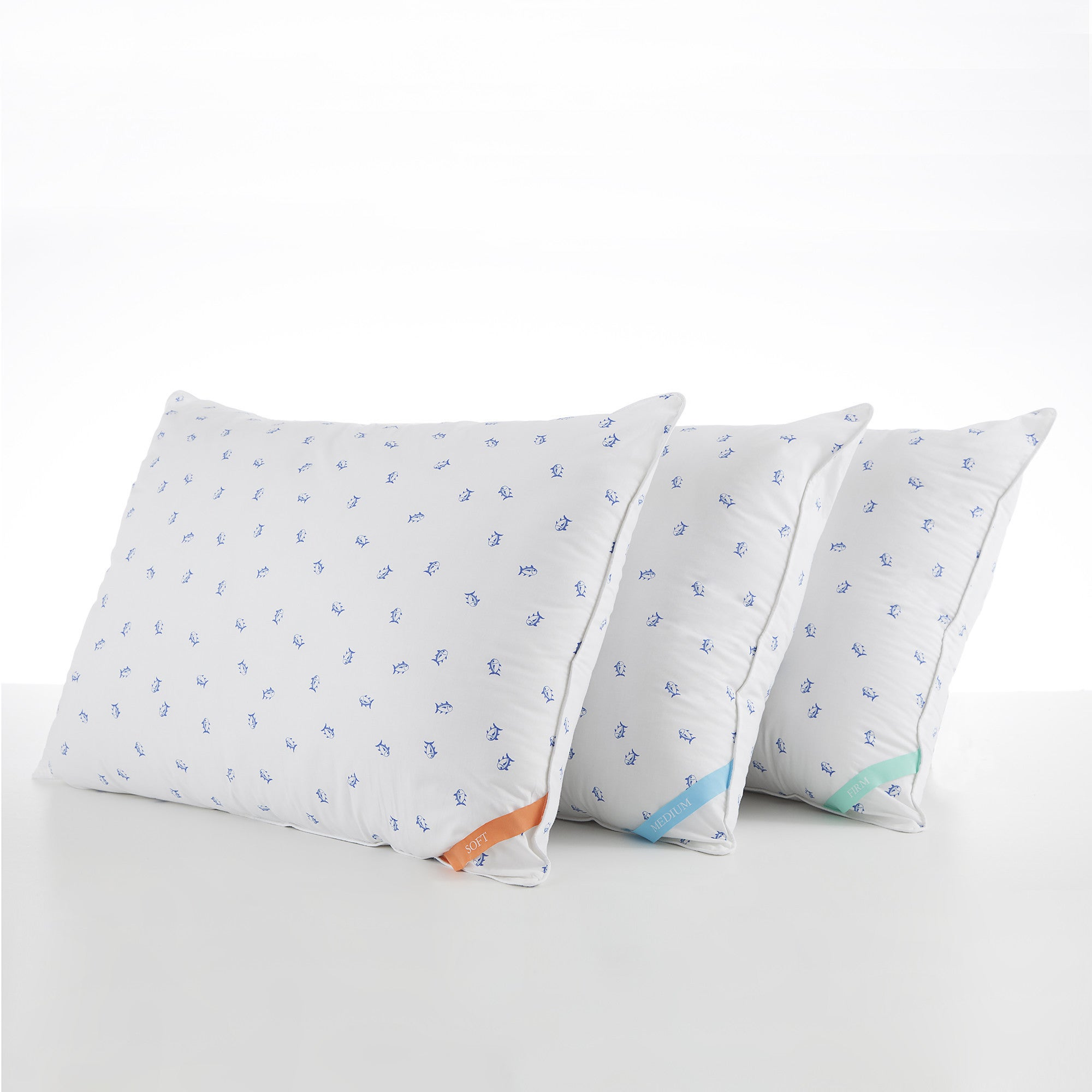Southern Tide Skipjack Garnetted Pillow - White (Medium),...