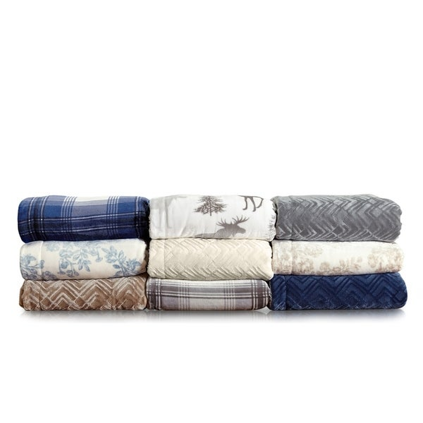 Home Fashion Designs Premium Reversible Luxury Blanket