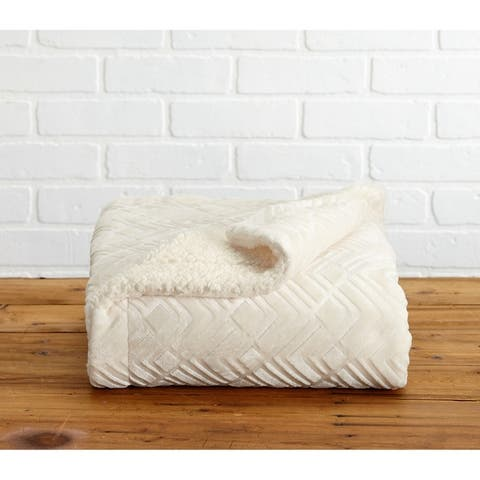 Home Fashion Designs Premium Reversible Luxury Blanket