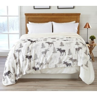 Link to Home Fashion Designs Premium Reversible Luxury Blanket Similar Items in Blankets & Throws