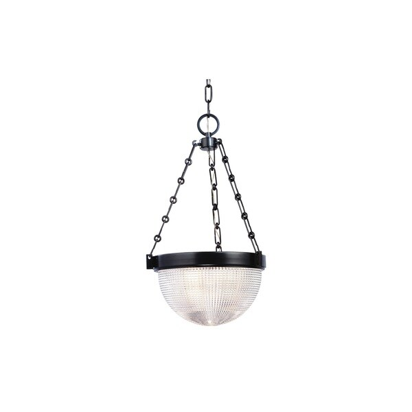 Hudson Valley Winfield 16-inch Polished Nickel Pendant