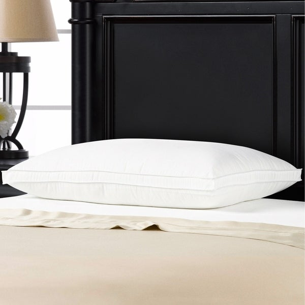 Hotel Collection Down Pillow Firm: Shop Ella Jayne Hotel Collection Gusseted Gel Fiber Filled