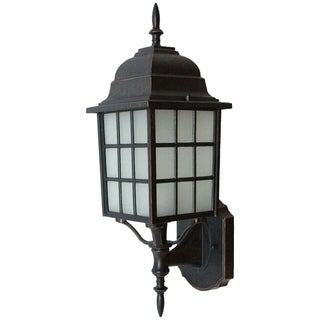 Y-Decor Mandy 1-light Oil-rubbed Bronze Finish Exterior Lighting