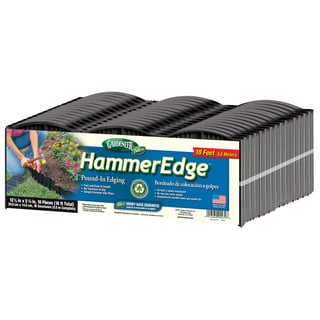 Gardeneer E3-16B 18 feet Hammer Edge Edging