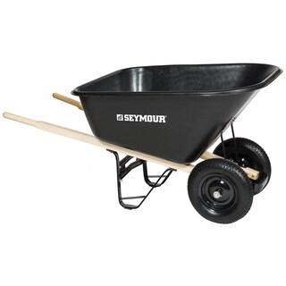 Seymour 85765 60-inch X 35.25-inch X 19.5-inch Wheelbarrow